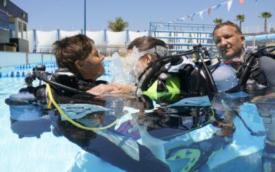 Teneriffa – Tauchreise mit Handicap